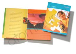 8 page brochure design format