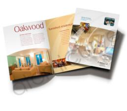 Custom residence brochure design
