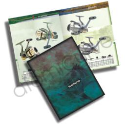 sports Catalog brochure design