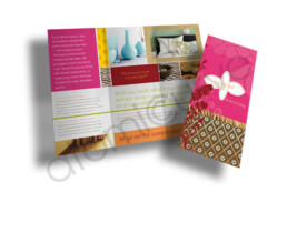 Tri fold brochure design 2