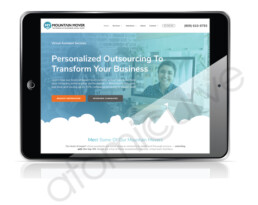 Custom B2B Website Design