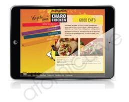 Website design idea