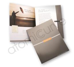 Custom 4 page financial brochure